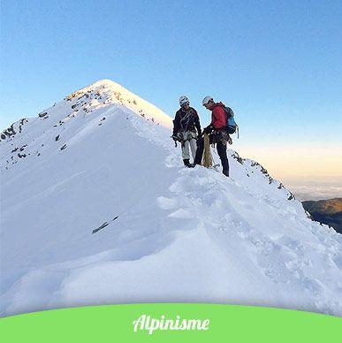 activitat d'alpinisme a la cerdanya