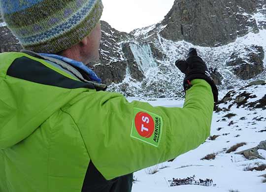 guies de muntanya altitud extrem als pirineus