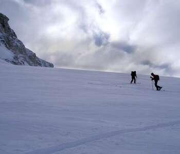 curs d'esquí de muntanya a la cerdanya