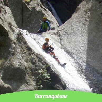Barranquisme altitud extrem