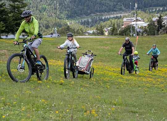 E-bike Altitud Extrem a la Cerdanya